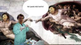 Ecce Homo de Cecilia Giménez