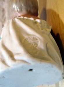 Gebrüder Heubach entre y salga colección collection bscuit porcelaine
